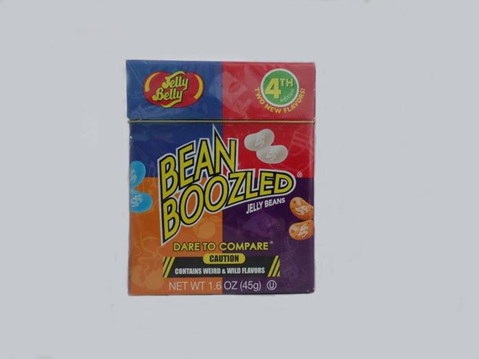 Những vị thối của kẹo Bean Boozled