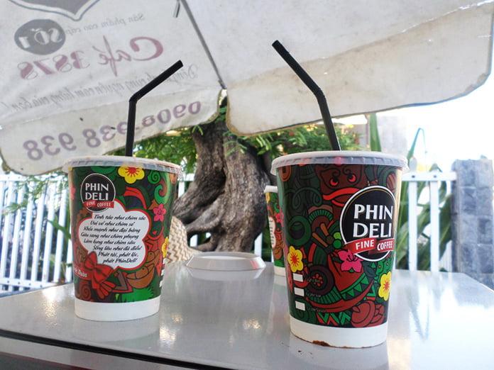 Cà phê PhinDeli ở Phan Rí