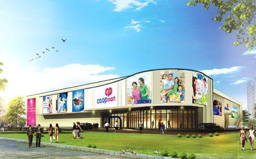 Siêu thị Coopmart Phan Rí Cửa