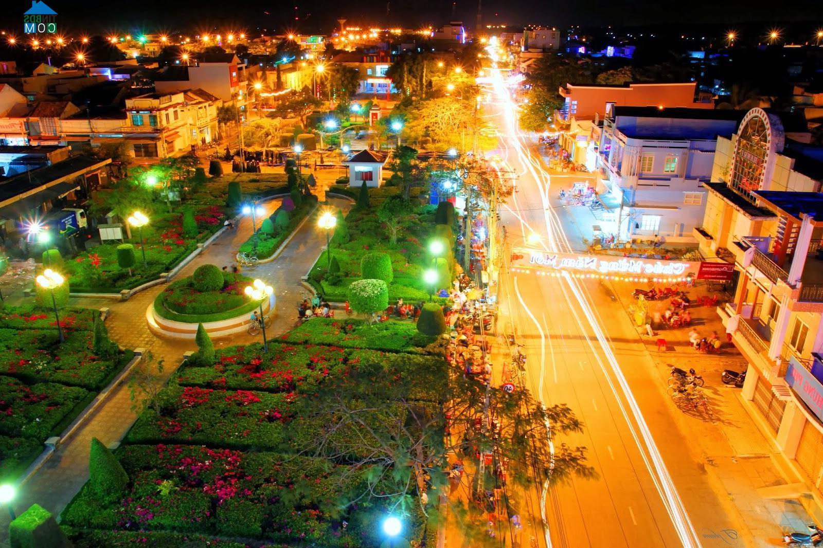 Thị xã Phan Rí Cửa.