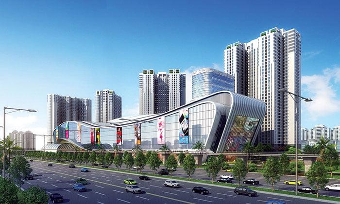 Trung tâm vicom La Gi - Bình Thuận