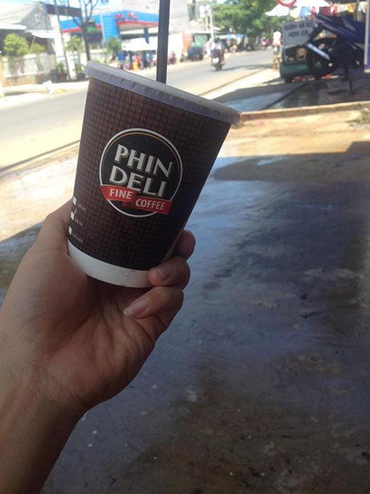 Cà phê PhinDeli Liên Hương