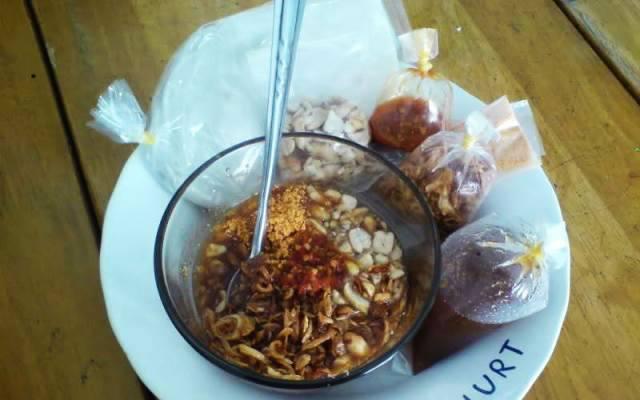 Clip bánh tráng me Tây Ninh