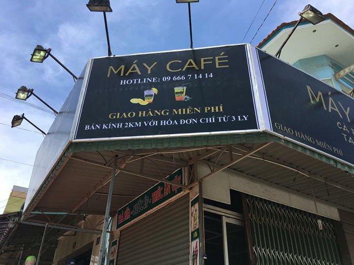 Trà sữa milk foam Máy Cafe