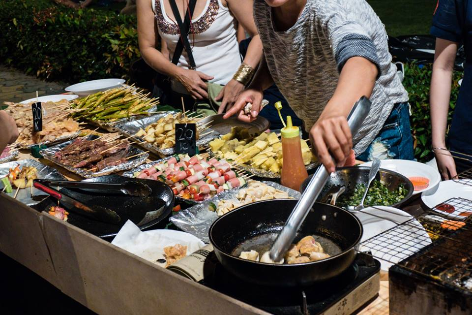 Lễ hội ẩm thực đường phố Mũi Né