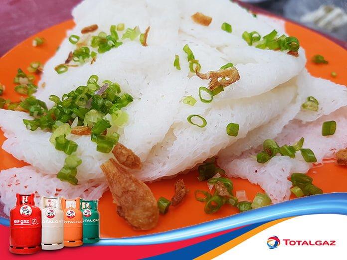 Bánh hỏi nước cá Phan Rí