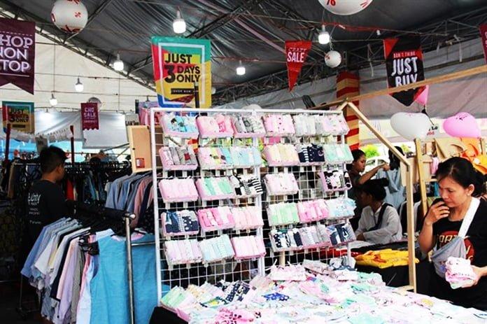 Hội chợ sale Lotte Mart Phan Thiết