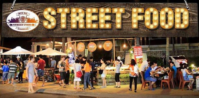 Lễ hội ẩm thực đường phố Múi Né