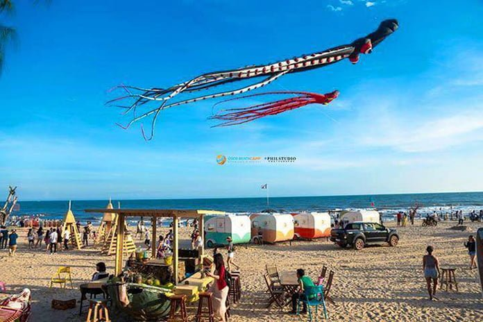 Lễ hội thả diều Coco Beachcamp