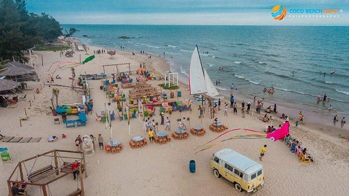 Lễ hội Coco Beachcamp