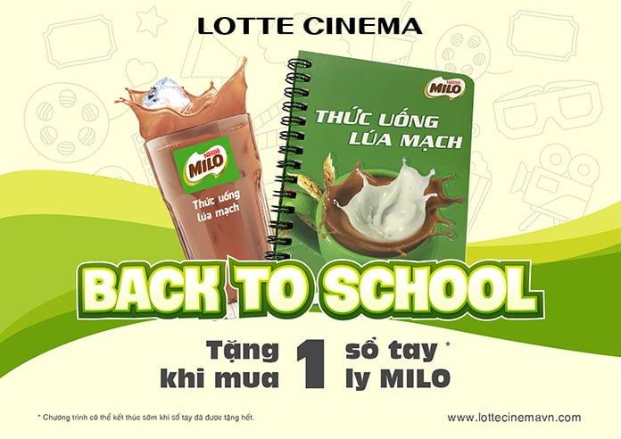 Khuyến mãi Lotte Cinema Phan Thiết