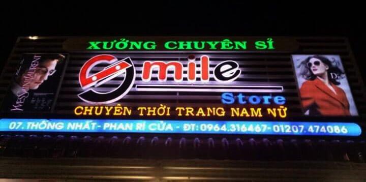 cửa hàng chuyên sỉ smile