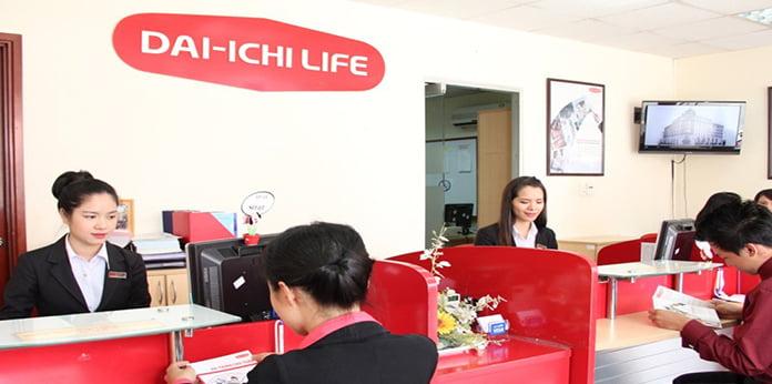 Dai-Ichi Life Tuy Phong – Bắc Bình thông báo tuyển dụng