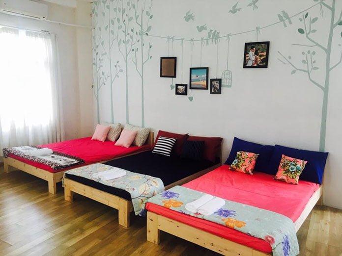 Nhà Quê Homestay ở Phan Thiết