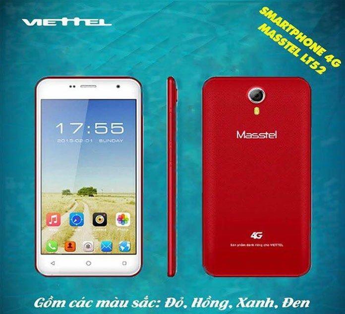 Viettel Tuy Phong bán điện thoại Mastel