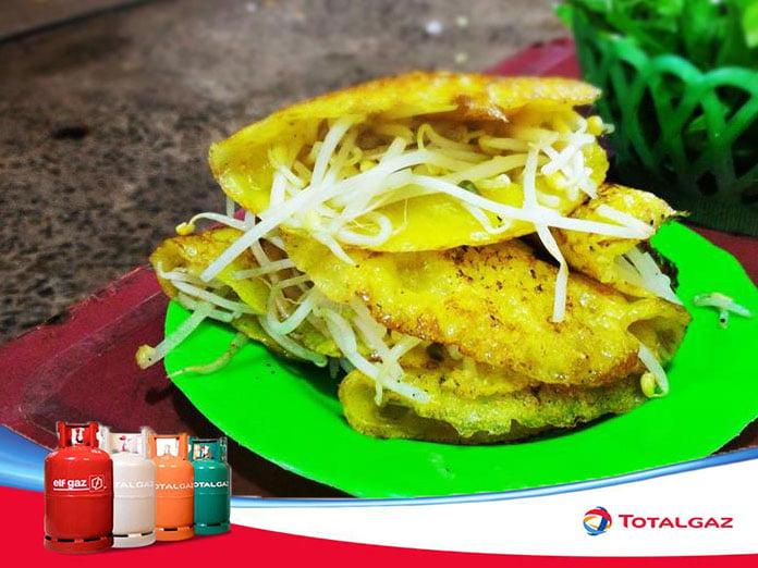 Bánh xèo nước cá Phan Rí