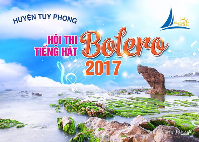 Danh sách dự thi Bolero 2017 ở Mũi Tàu