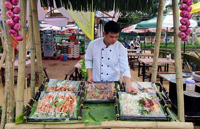 Liên hoan món ngon Bình Thuận