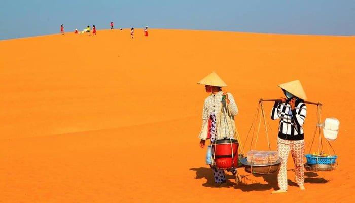 Bình Thuận sẽ đấu giá toàn khu vực Đồi Cát Bay rộng 104 ha