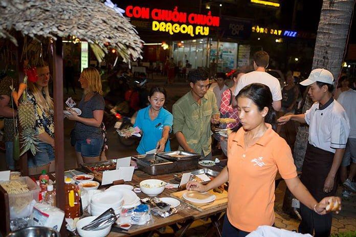 Lễ hội ẩm thực đường phố Mũi Né tháng 09/2017