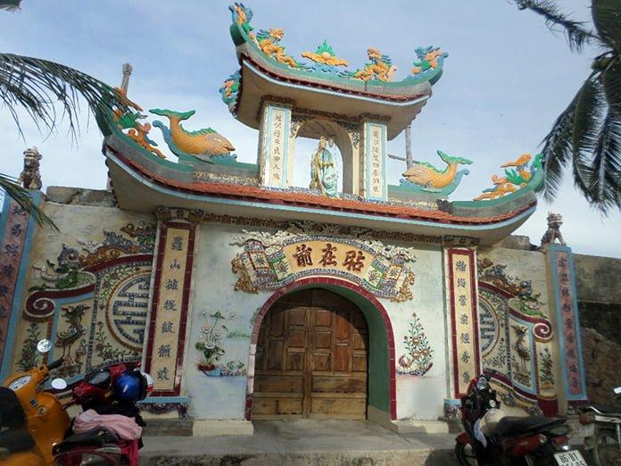 Đình Bình An ở Tuy Phong