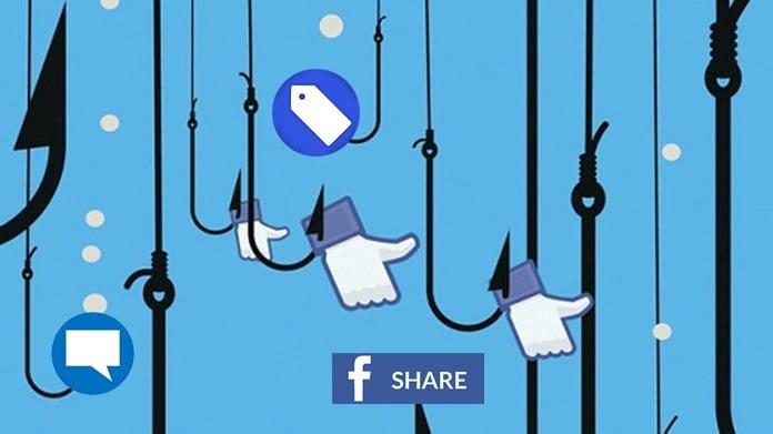 Facebook phạt các trang câu tương tác