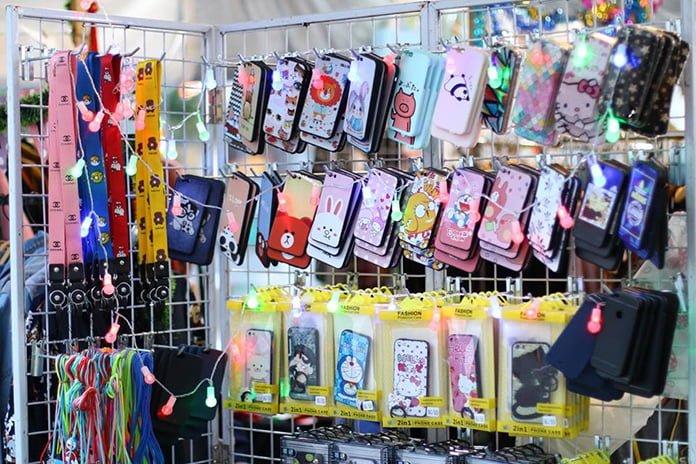 Chợ Sale cuối tuần ở Phan Thiết