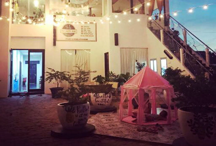 The Happy Ride Homestay & Coffee