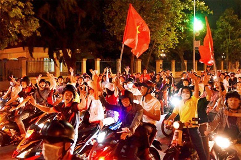 Bình Thuận mừng U23 Việt Nam