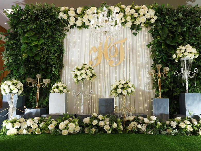Dung Nhân, trang trí tiệc cưới sự kiện