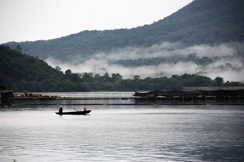 Hồ Đa Mi ở Bình Thuận