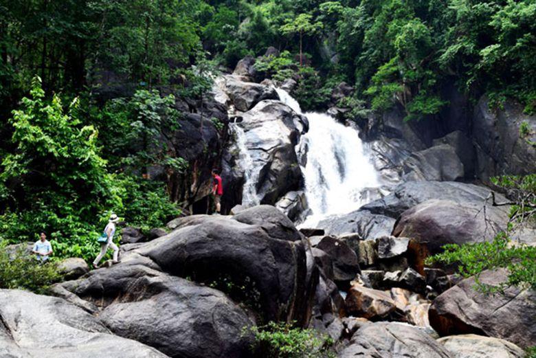 thác bà Tánh Linh