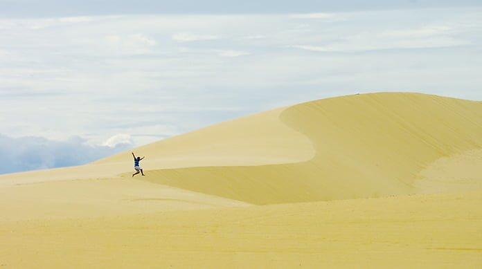 Một góc sa mạc