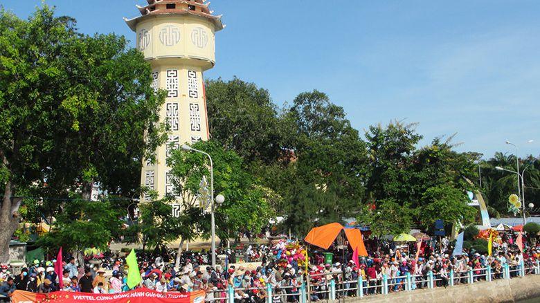 Vui xuân mậu tuất 2018 ở Bình Thuận