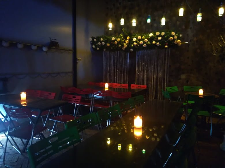 Cafe Mộc Miên dịp Valentine