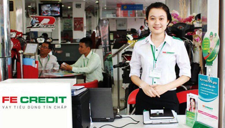 Fecredit tuyển nhân viên văn phòng và nhân viên tư vấn tính dụng