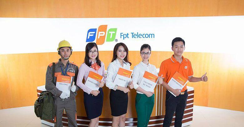 Fpt viễn thông Phan Rí Cửa tuyển 10 nhân viên kinh doanh