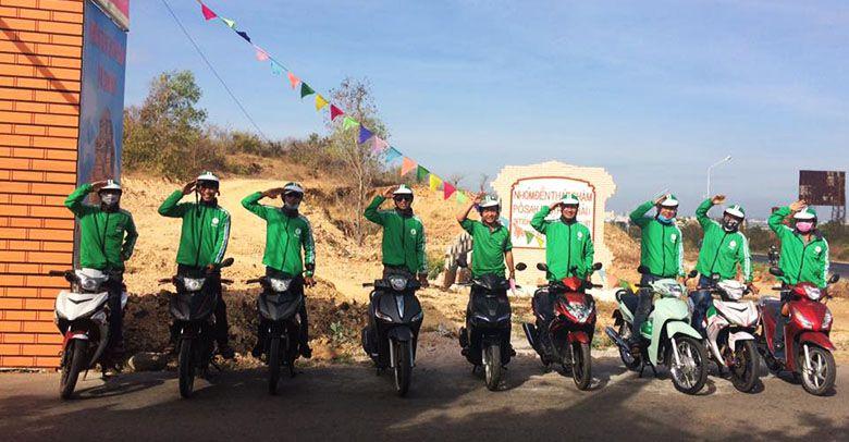 Grabbike Phan Thiết