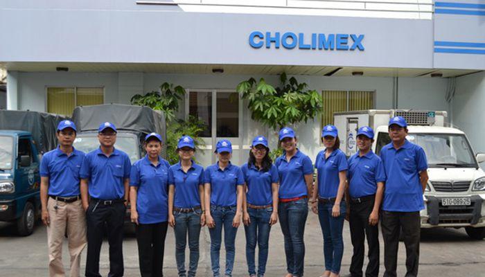 Tuyển 04 nhân viên bán hàng Cholimex