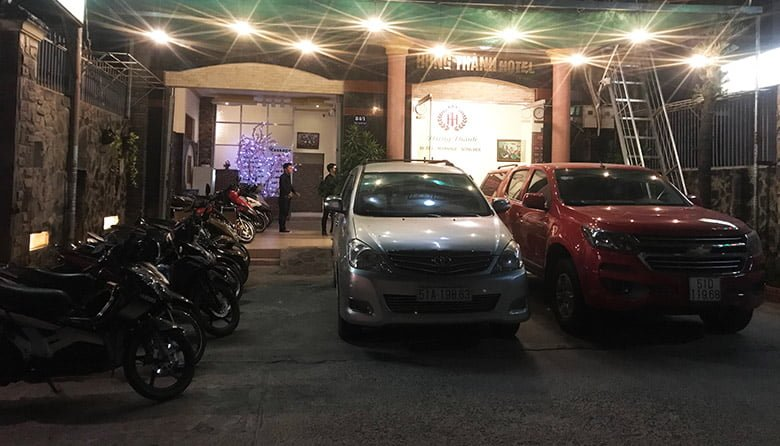 Khách sạn Hưng Thành tuyển Lễ tân ở Phan Thiết