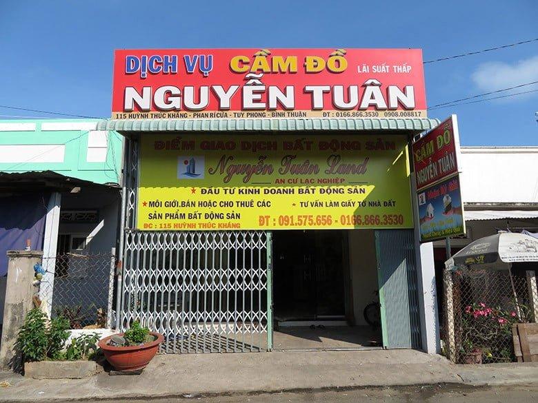Giao dịch bất động sản Nguyễn Tuân Land