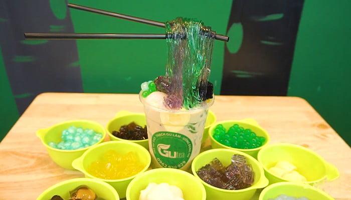 Trà sữa bay Gutea Phan Thiết