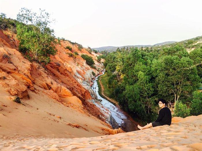 Suối Tiên ở Phan Thiết