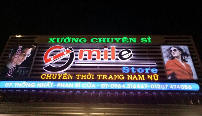 Smile Store sale off tháng 7