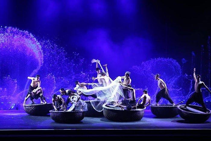 Fisherme show Phan Thiết