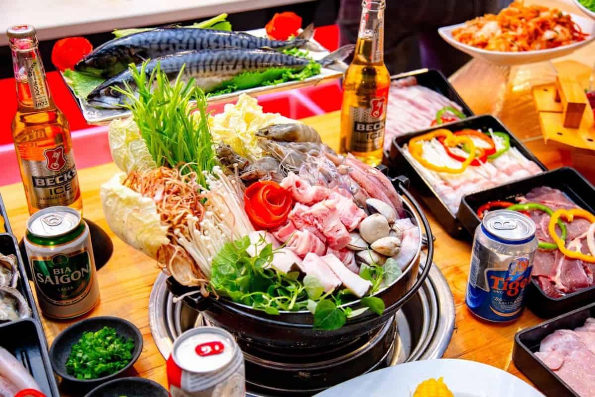Wow Buffet Beer BBQ Phan Thiết