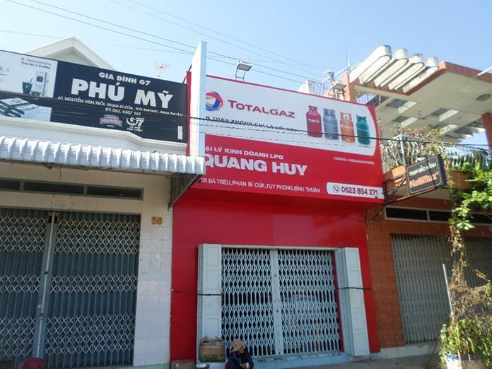 Gas Quang Huy tuyển nhân viên