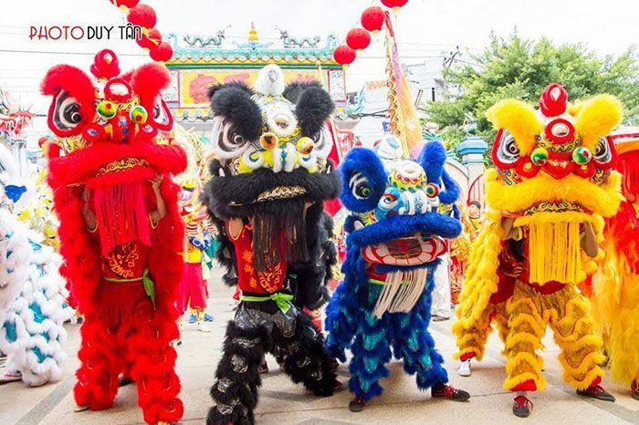 Lễ hội nghinh ông ở Phan Thiết