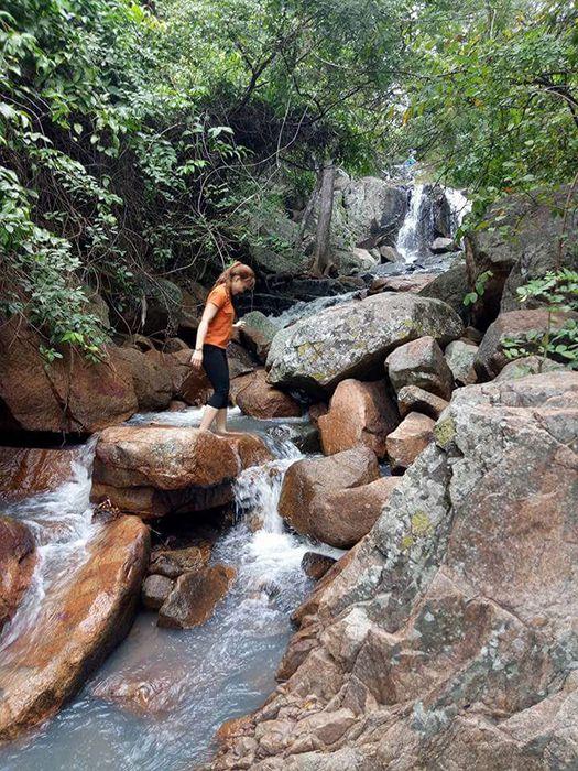 Chùa Linh Sơn Tự ở Tuy Phong