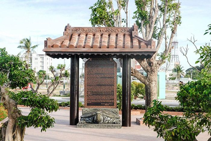 Thanh Minh Tự ở Phan Thiết